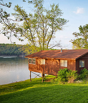salt fork - ohio summer weekend getaways
