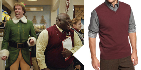 Holiday Movie Sweaters - sweater vest