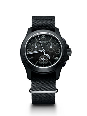 Victorinox Original Chronograph  sport watch - great gear for the great outdoors