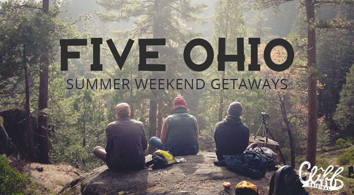 ohio summer weekend getaways