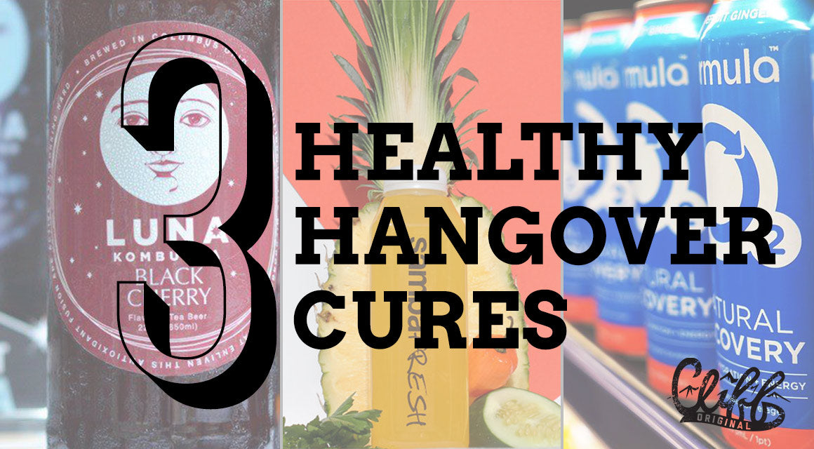 All natural healthy hangover cures