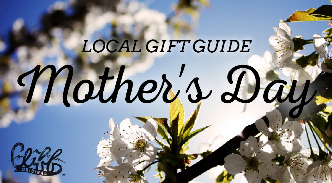 mother's day gift guide - shop local - what to get my mom for mothers day