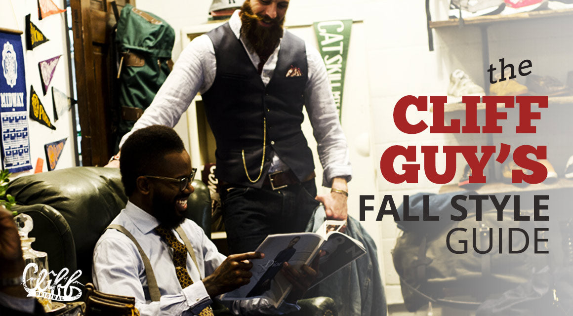 Guys Fall style Guide - Mens all natural hair wax