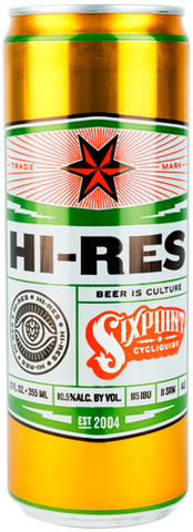 Sixpoint Brewing Hi-Res