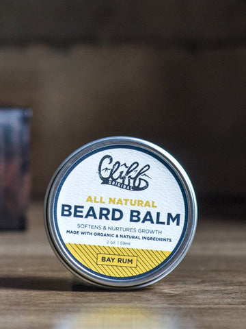 Bay Rum Beard Balm - Puck