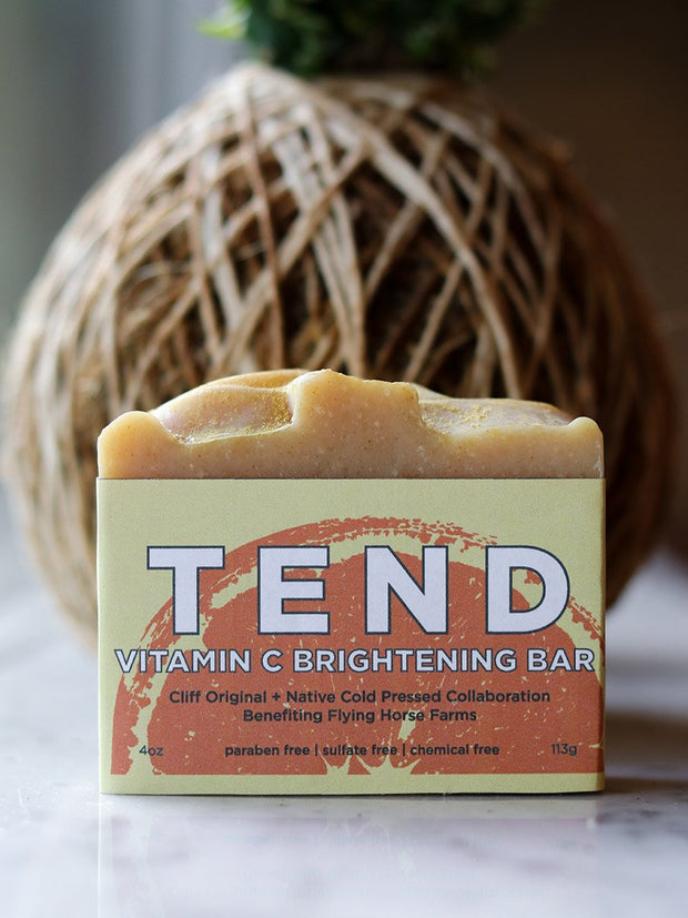 TEND - Vitamin C Brightening Bar