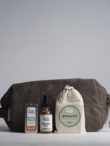 Beard Care Dopp Kit
