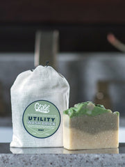 Utility Wash Brick - Mint