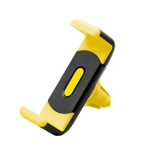 Universal Car SmartPhone Holder – Black and Yellow