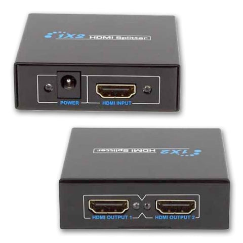 1 to 2 HDMI Splitter Adapter