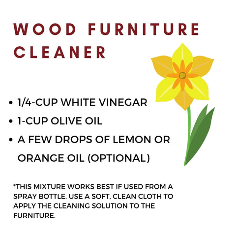 Natural Wood Furniture Cleaner