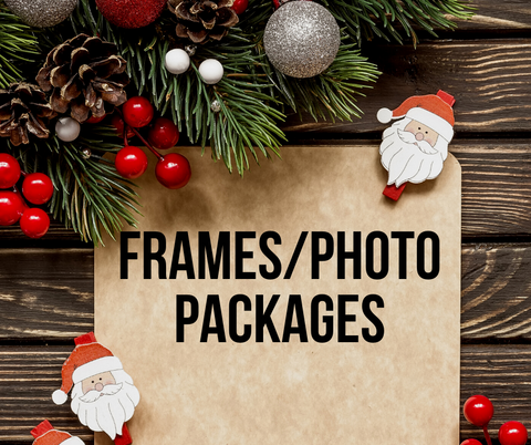 Frame & Photo Packages
