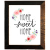 Home Sweet Home Sign, 11x14 Reclaimed Wood Frame - Rustic Red Door Co.