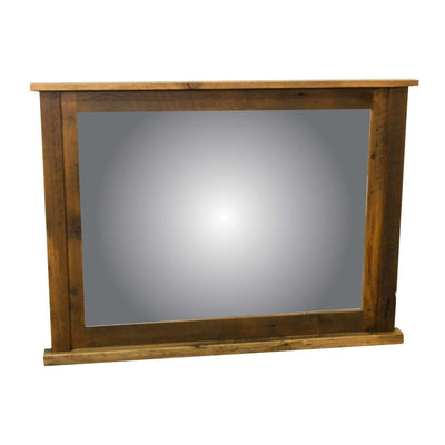 Foxfield Reclaimed Wood Dresser Mirror - Rustic Red Door Co.