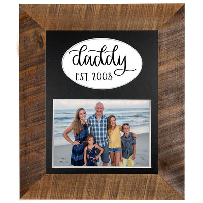 Daddy Established Frame, Pick Year