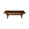 Banquet Trestle Bench, 54 x 18 x 13.75 - Rustic Red Door Co.