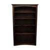 "Sap Cherry Bookcase, Asbury Stain, 60"" - Rustic Red Door Co."