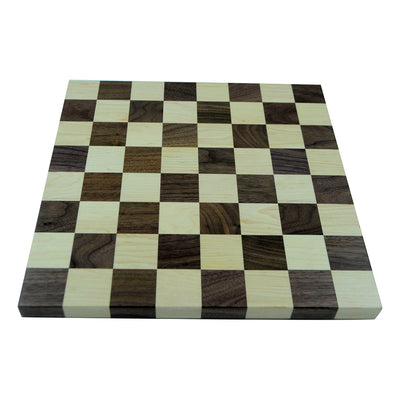 Wooden Checker Board, Small