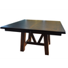 Hawthorne Square Extendable Table - Rustic Red Door Co