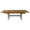 Parker Extendable Reclaimed Dining Table, 42x84, with 2 leaves