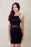 Modern Hourglass Bodycon