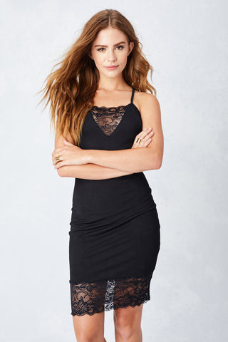 Covered in Lace Bodycon