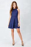 Sparkle Up Skater Dress