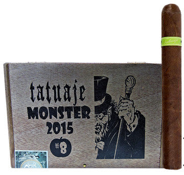 Tatuaje Monster Halloween #8 Hyde (Box of 10)