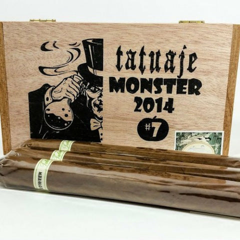 Tatuaje Monster Halloween #7 Jekyll (Box of 10)