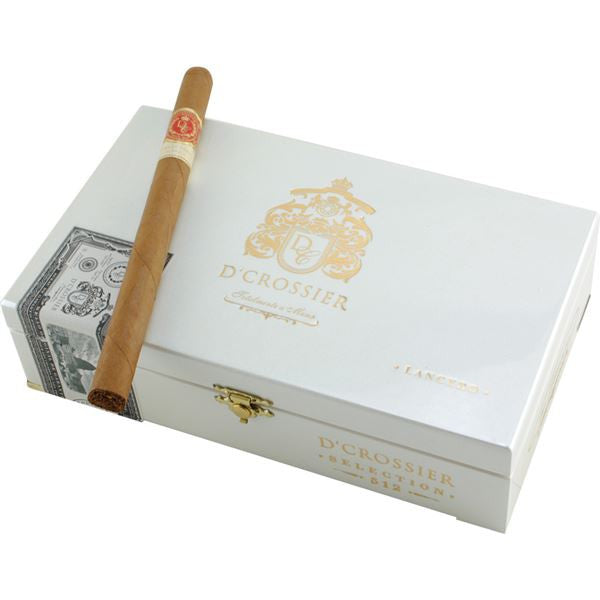 D'Crossier Selection 512 Lancero (Box of 20)