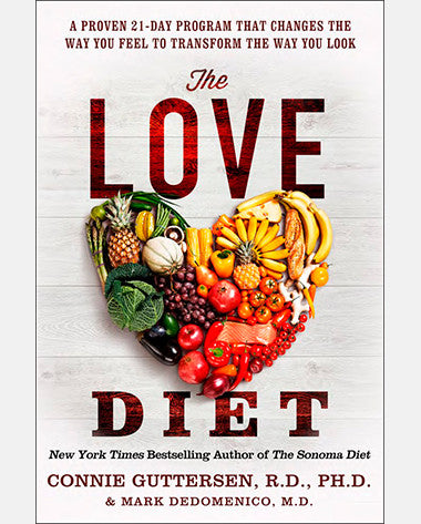 The Love Diet Connie Guttersen Rd Phd