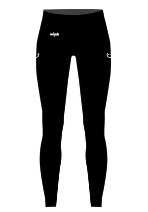 Black High Waisted Pant - wiinkbcn