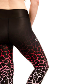 Compression Leggings - Giraffe - wiinkbcn