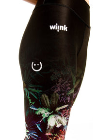 Compression Leggings - Jungle - wiinkbcn