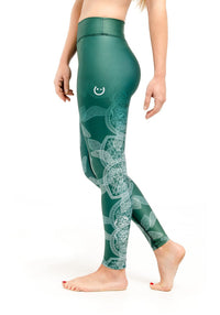 Compression Leggings - Turtle - wiinkbcn