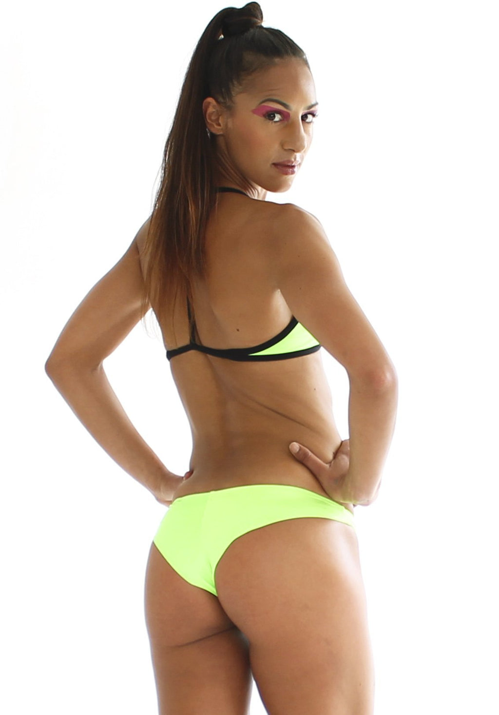 Green Fluor Bottom - wiinkbcn