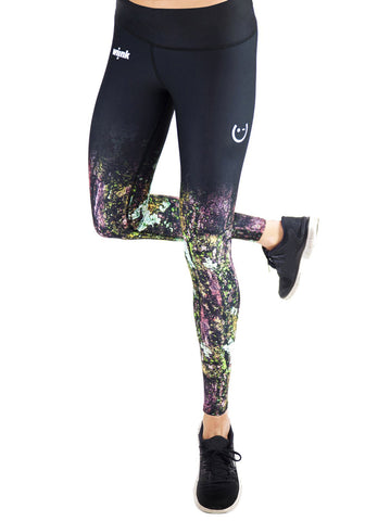 Leggings Tree Tiro Alto