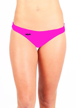Pink Fluor Bottom - wiinkbcn