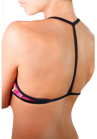 Reversible Sport Top Bikini Abstract - wiinkbcn
