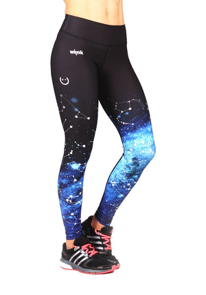 Stars High Waisted Pant - wiinkbcn