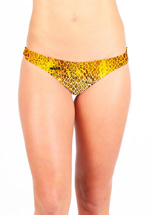 Yellow Reptil Bottom - wiinkbcn