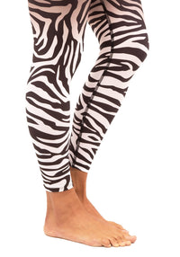 Zebra High Waisted Pant - wiinkbcn
