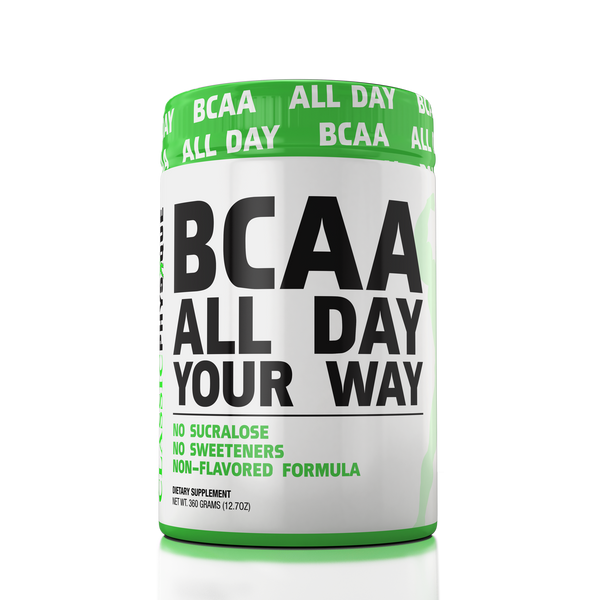 All Day Your Way BCAA