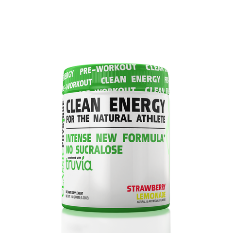 Clean Energy Preworkout