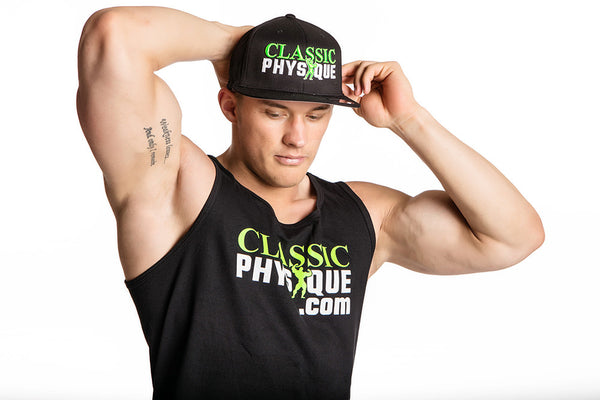 Classic Physique Muscle Hustle Hat - Black