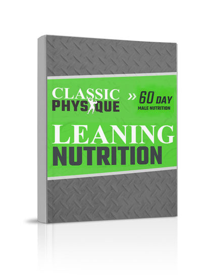 Men's 60-Day Nutrition Plan