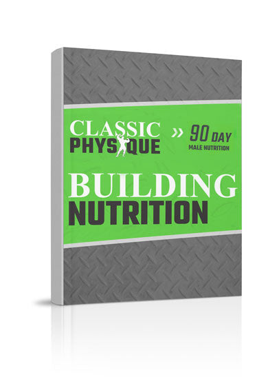Men's 90-Day Nutrition Plan