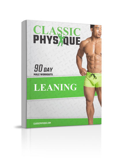 Men's 90-Day Workout Plan