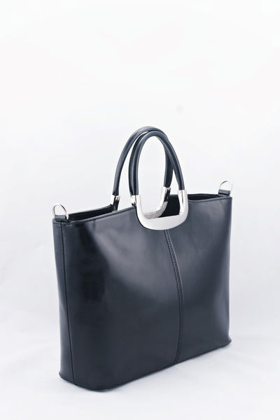 leather handbagJulia  LAROCCO
