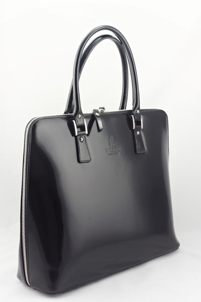 leather handbagVenus  LAROCCO